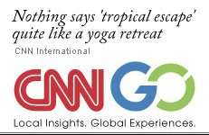 reviews of yoga now malaysia on CNN Travel website